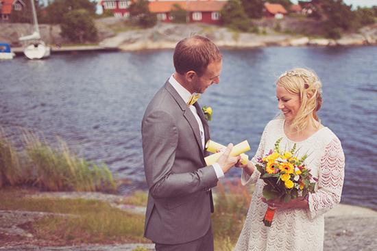 relaxed swedish wedding030 Johanna and Urbans Relaxed Swedish Wedding