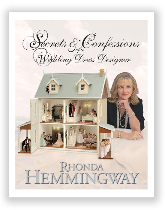 sydney wedding dress designer book Secrets & Confessions Of A Wedding Dress Designer by Rhonda Hemmingway