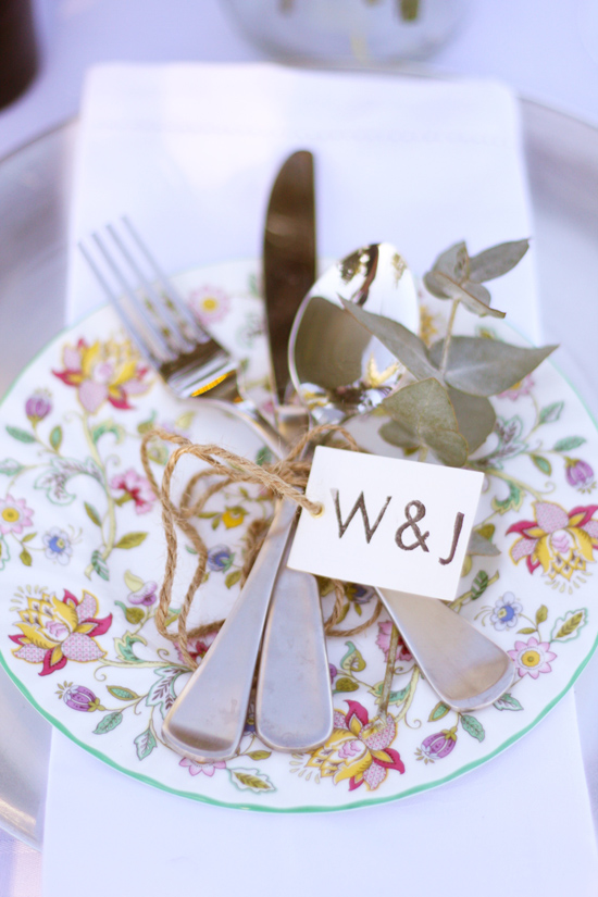 vintage china wedding inspiration007 Vintage China Wedding Inspiration