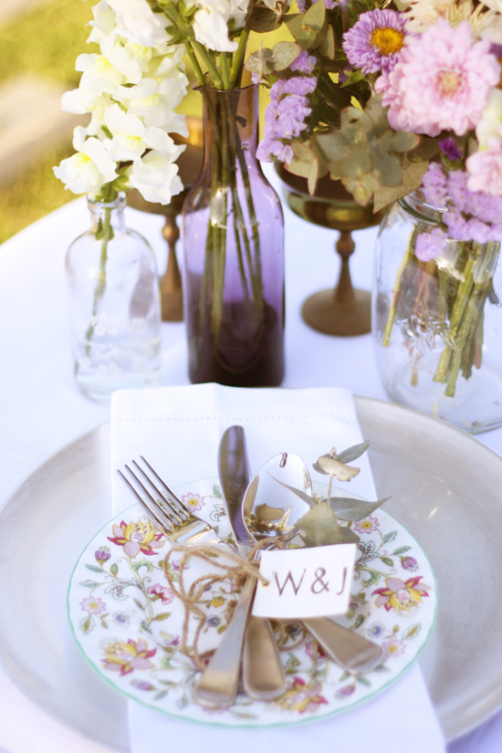 vintage china wedding inspiration012 Vintage China Wedding Inspiration