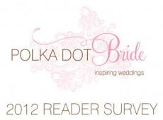 2012 reader survey