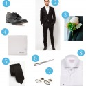 Classic Formal Groom Style