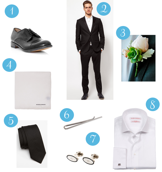 Classic Formal Groom Style Get The Groom Style Classic Formal