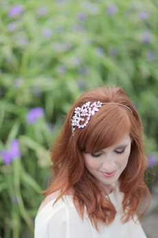 Corrine Smith Design Bridal Hairpieces021