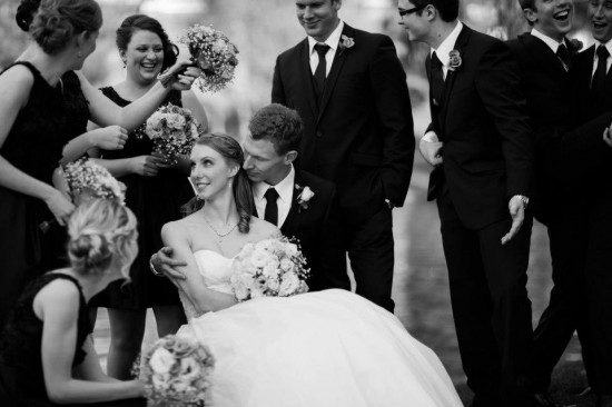 Group 550x366 Pink & White Classic Adelaide Winter Wedding
