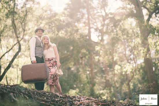 Pete Khrystyne Cordi39 550x366 Margaret River Bush Engagement Shoot