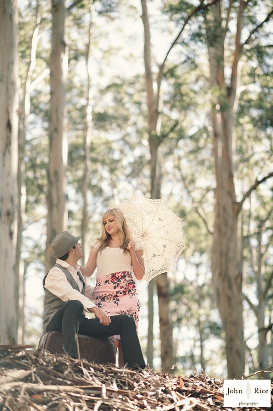 Pete Khrystyne Cordi59 550x826 Margaret River Bush Engagement Shoot