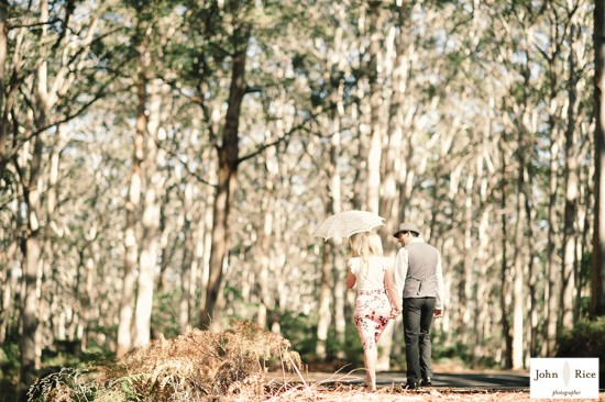 Pete Khrystyne Cordi60 550x366 Margaret River Bush Engagement Shoot