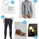 Relaxed Groom Style