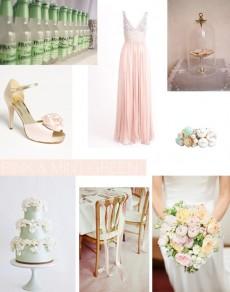 Spring Green Wedding Ideas