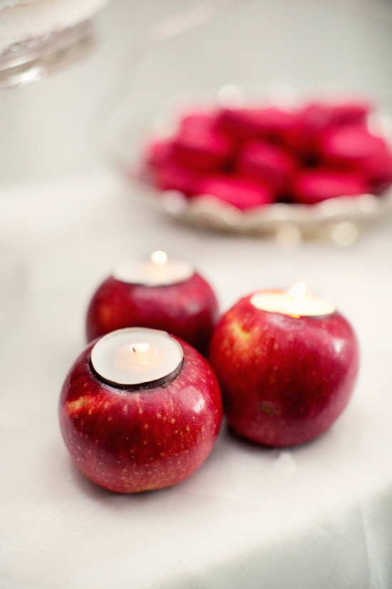 apple candle tutorial001 Apple Candle Tutorial