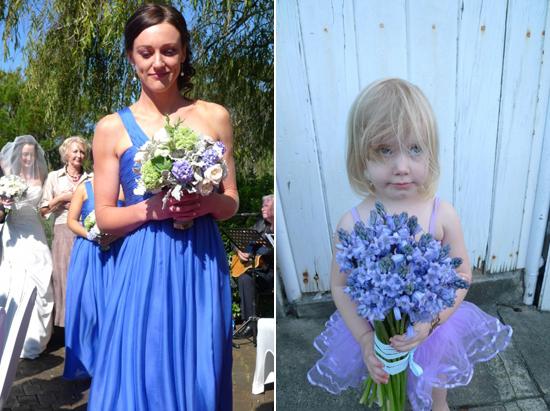 blue wedding flowers001 Floral Colour Inspiration ~ Blue