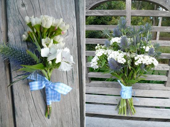blue wedding flowers002 Floral Colour Inspiration ~ Blue