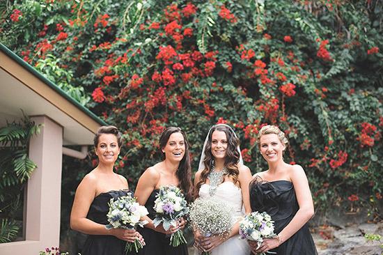 chic byron bay wedding007 Lauren and Camerons Chic Byron Bay Wedding