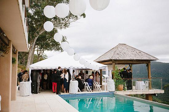 chic byron bay wedding014 Lauren and Camerons Chic Byron Bay Wedding