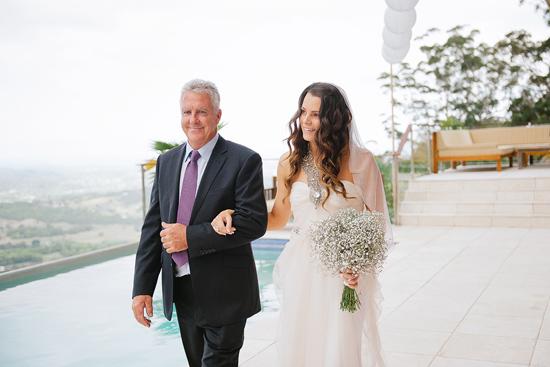chic byron bay wedding016 Lauren and Camerons Chic Byron Bay Wedding