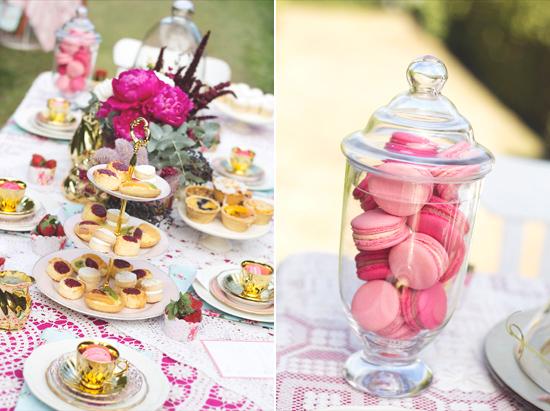 festive tea party inspiration008 Festive Tea Party Inspiration