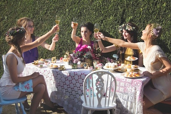 festive tea party inspiration016 Festive Tea Party Inspiration