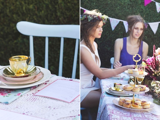 festive tea party inspiration038 Festive Tea Party Inspiration