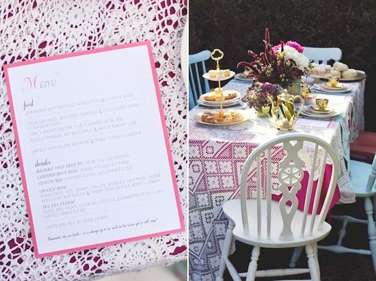 festive tea party inspiration040 Festive Tea Party Inspiration