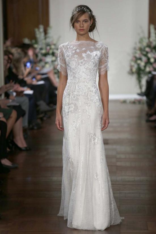 jenny packham 1 Spring 2013 Bridal Trends