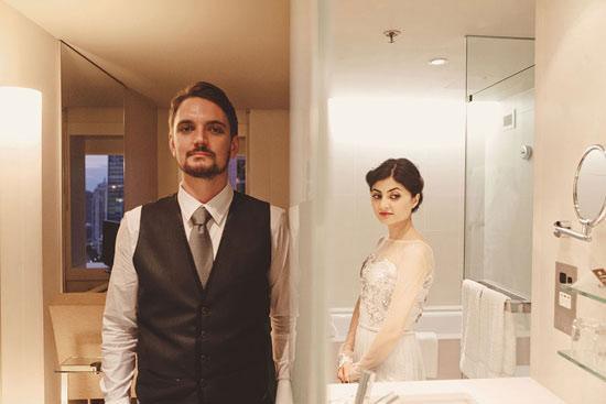 modern sydney wedding051 Belqis and Davids Modern Sydney Wedding