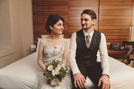 modern sydney wedding052 Belqis and Davids Modern Sydney Wedding