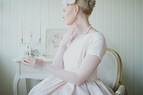 pastel 50s wedding inspiration004 Pastel 50s Wedding Inspiration