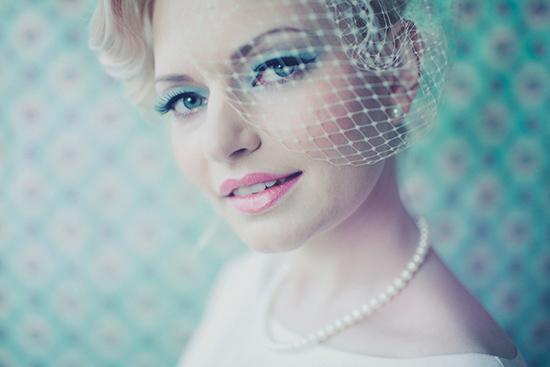 pastel 50s wedding inspiration006 Pastel 50s Wedding Inspiration
