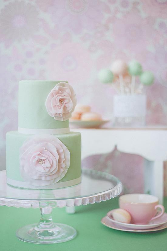 pastel 50s wedding inspiration009 Pastel 50s Wedding Inspiration