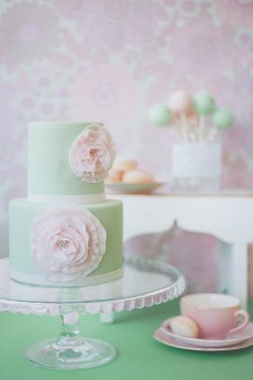 pastel 50s wedding inspiration009