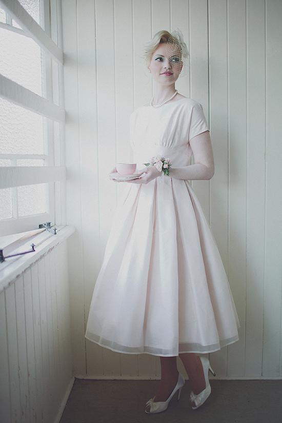 pastel 50s wedding inspiration010 Pastel 50s Wedding Inspiration
