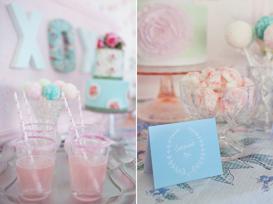 pastel 50s wedding inspiration011 Pastel 50s Wedding Inspiration