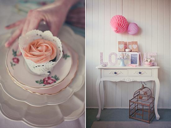 pastel 50s wedding inspiration016 Pastel 50s Wedding Inspiration