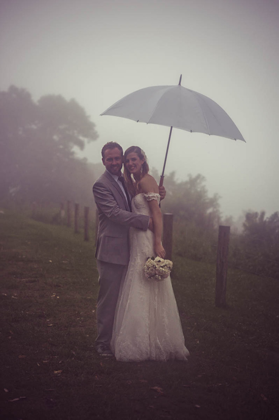 rainy vintage inspired wedding022 Penny and Dans Rainy Vintage Inspired Wedding