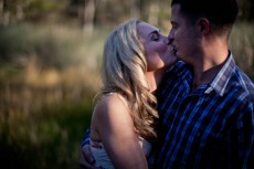 relaxed maleny engagement photos002
