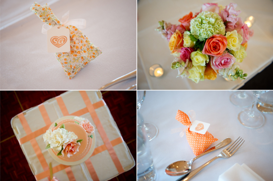simply peachy sydney wedding 4 A Fun Favourite Things Sydney Wedding