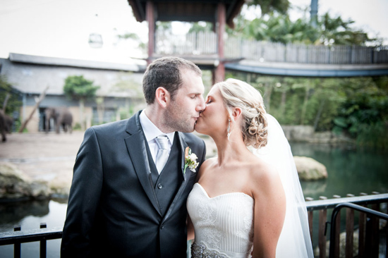 taronga zoo wedding015 Kirrily and Liams Fun Taronga Zoo Wedding