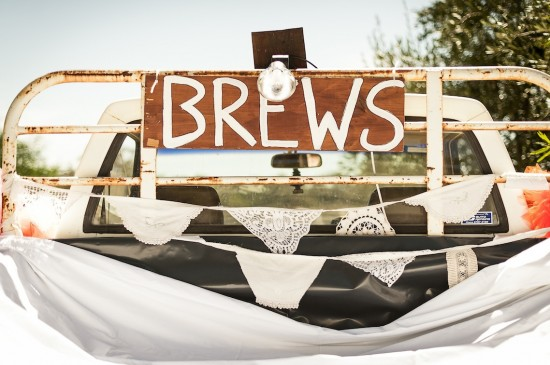 032 550x365 Holly & Petes Funfilled Handmade Margaret River Wedding