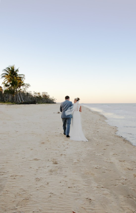 221 550x859 Skye and Warrens Tropical North Queensland Wedding On The Beach