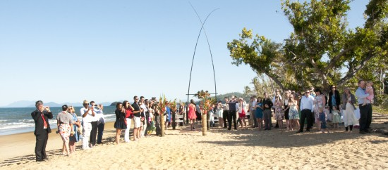 3g1 550x242 Skye and Warrens Tropical North Queensland Wedding On The Beach