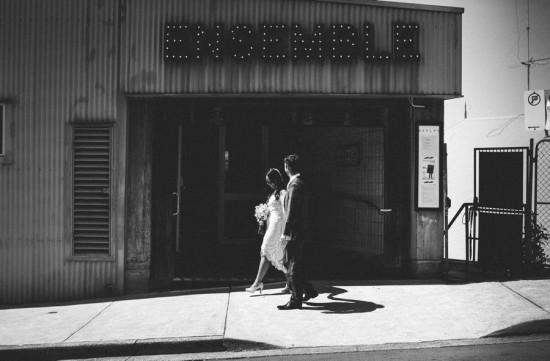 Sophia & Gregs Intimate Sydney Wedding