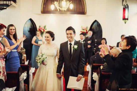 557194 526390767374449 218120346 n 550x366 Princess Catherine Style Brisbane Wedding With A Twist