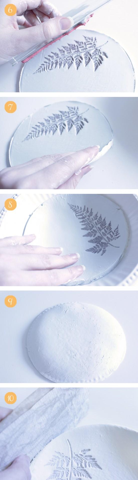 Akimbo clay ring bowl tutorial 2 550x1906 Rustic DIY Clay Ring Bowl Tutorial