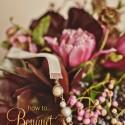 Akimbo velvet bouquet charm title