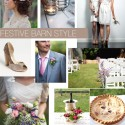 Barn Farm Wedding Style Ideas1 125x125 Friday Roundup