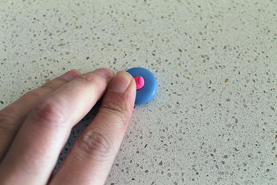 DIY Girls Neon Stud Earring 0778 DIY Neon Little (Or Big) Girls Earrings Tutorial