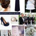 Elegant Black Tie Navy Wedding Inspiration1 125x125 Friday Roundup
