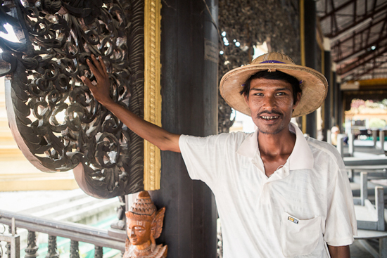 Holiday In Burma0805 Holiday Travels In Myawaddy, Burma