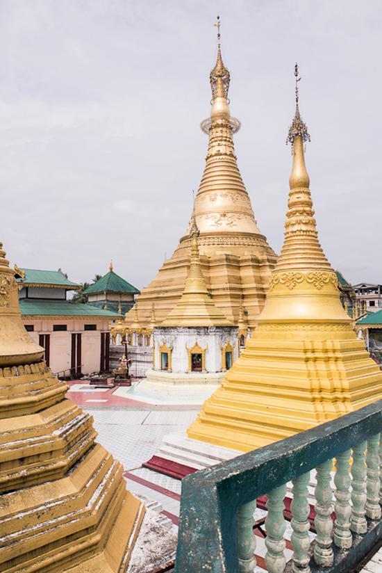 Holiday In Burma0809 Holiday Travels In Myawaddy, Burma